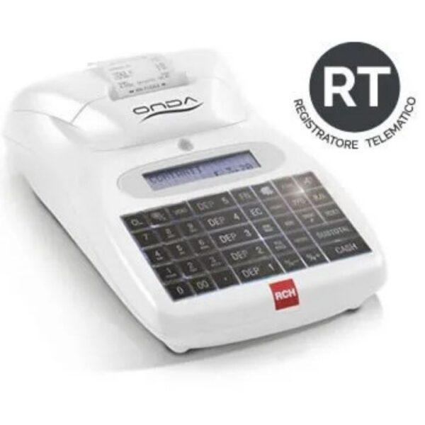 rch ONDA R RT registratori di cassa telematici roma
