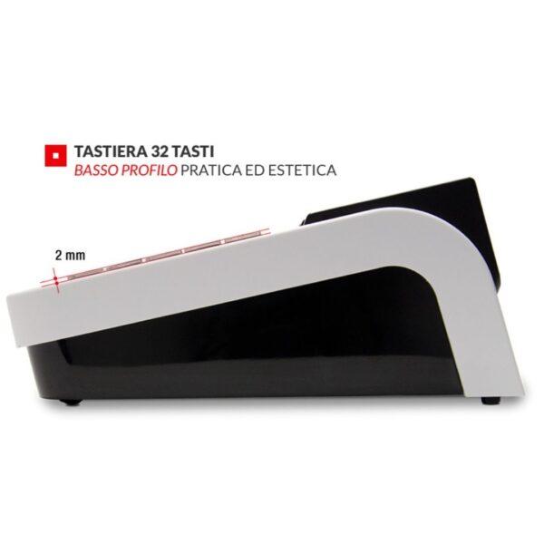 wall e mec rt rich registratore cassa telematico