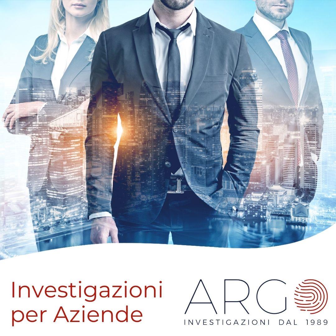 argo investigatore privato roma investigazioni per aziende